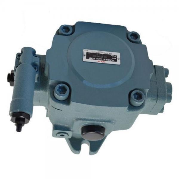 NACHI PZ-6B-220E3A-20 PZS Series Load Sensitive Variable Piston Pump #1 image