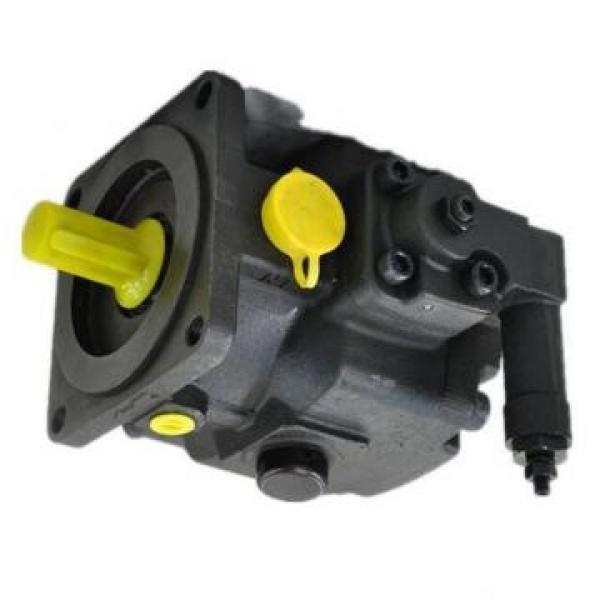 Nachi PZ-6B-8-220-E1A-20 Load Sensitive Variable Piston Pump #1 image