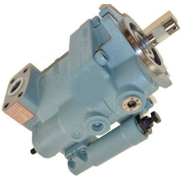 Sumitomo QT6153-200-50F Double Gear Pump #2 image