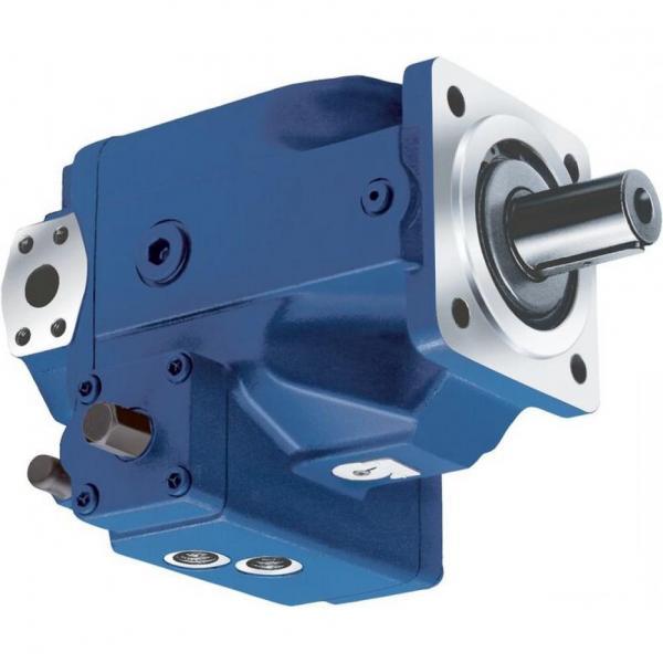 Sumitomo QT6153-200-50F Double Gear Pump #3 image