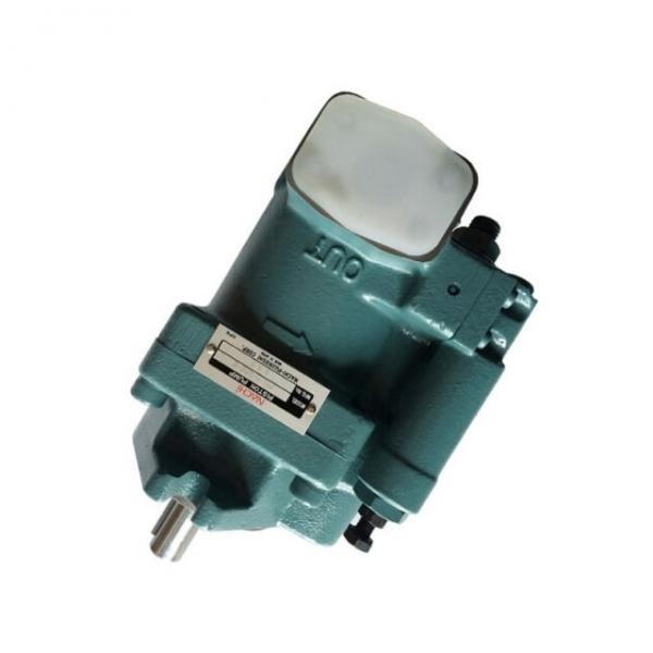 Sumitomo QT6143-250-20F Double Gear Pump #1 image