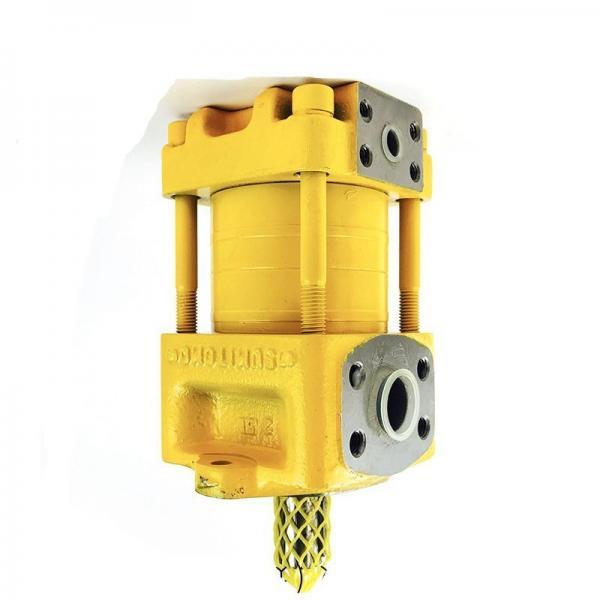 Sumitomo QT4322-25-5F Double Gear Pump #1 image